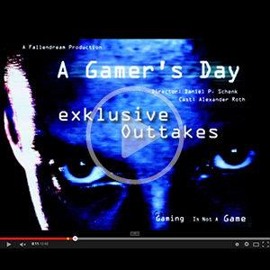 A Gamer's Day - Bonus Outtakes online sehen Vorschaubild