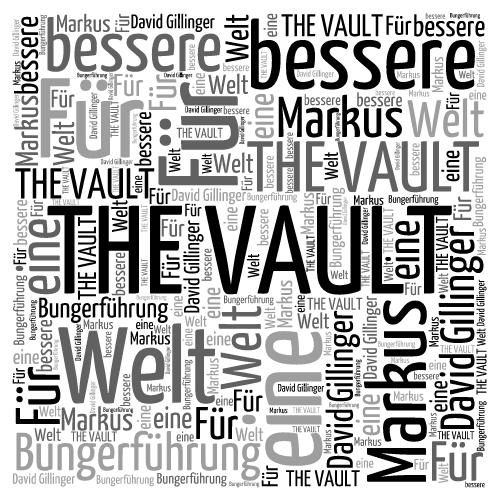The Vault - Überblick zum Roman Vorschaubild