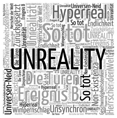 Unreality - Überblick zum Zyklus Vorschaubild